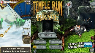 Temple Run Oz And Temple Run Brave Android İos Disney Free Game GAMEPLAY VİDEO(Temple Run Oz And Temple Run Brave Android İos Disney Free Game GAMEPLAY VİDEO The most thrilling running experience now comes to the yellow brick ..., 2015-08-15T23:30:52.000Z)