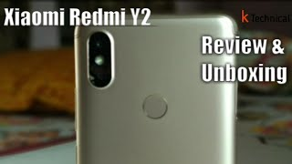 Xiaomi Redmi Y2 or S2 | Specification, Review, & Unboxing | Best smartphone under 10k | my opinions