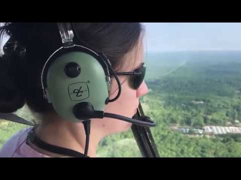 Introductory Helicopter Flight Lesson - Video