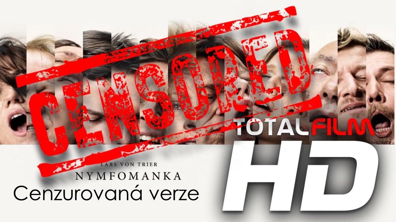Nymfomanka 2013 CZ HD cenzurovaný trailer