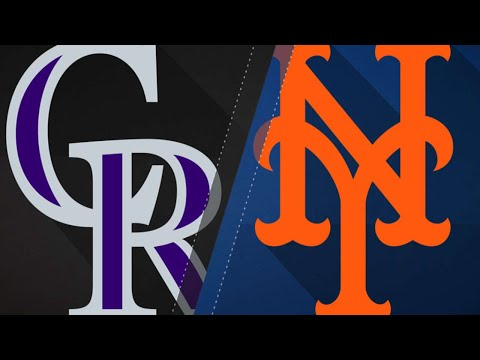 7/14/17: deGrom's eight-inning gem leads Mets to win