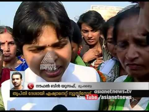 Will enter Sabarimala in January month says Trupti Desai