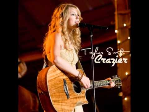 Crazier - Taylor Swift - YouTube