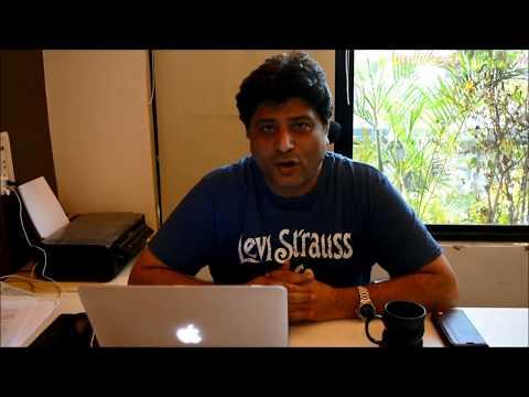 CEO Of Prakash Jha Productions - Ashish Kaul Wishing Talentwages