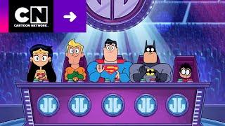 Tiyatroda yetenek Yarışması, dans, ve daha fazlası!!! | Önizleme | Cartoon Network