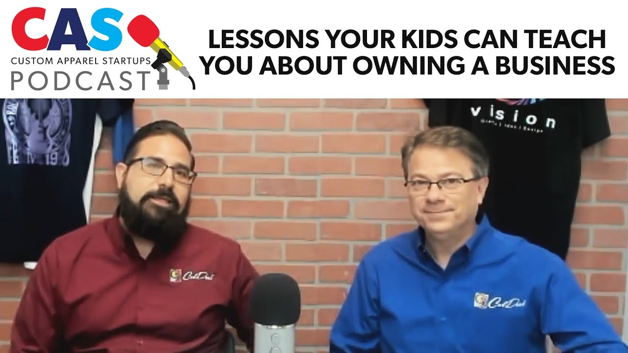 Episode 82 – Lessons Your Kids Can Teach You About Owning a Business