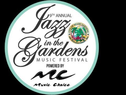 JAZZ IN THE GARDEN pics 2014, MIAMI GARDENS FL.