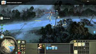 Company of Heroes Walkthrough Part 4 PC HD