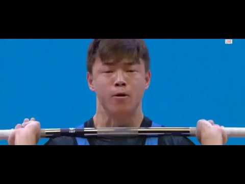 Игорь Сон (КАЗ) - Серебро Чемпионат мира-2019 тяжелая атлетика IWF WORLD WEIGHTLIFTING CHAMPIONSHIPS
