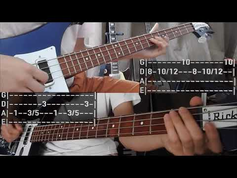 Ob-La-Li, Ob-La-Da (TUTORIAL  COVER) The Beatles/**ORIGINAL BASS** TABS