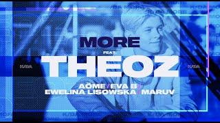 THEOZ & K/DA  - More (feat. Aöme, Eva B, Ewelina Lisowska, Maruva) [Official Mashup]
