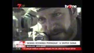 Tatang Koswara Menjadi Sniper Peringkat 14 Dunia From Indonesia