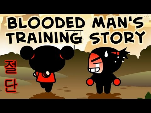 Pucca Short Animations - Blooded Man