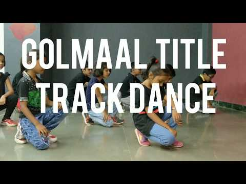 Golmaal Title Track Dance performance by...