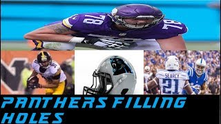 Panthers Make Some Moves To Solidify Their Roster