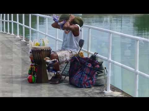 Celebrity Eclipse docked in Port of St. John's, Antigua