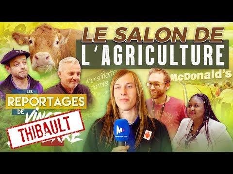 LE SALON DE L'AGRICULTURE – Les Reportages de Vincent Lapierre