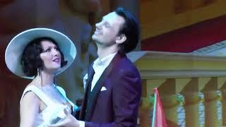 Дуэт Ганны и Данило (отрывок) Ирина Суханова Павел Иванов