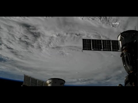 Hurricane Matthew from Space