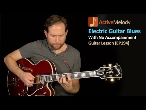 Active Melody Guitar Lessons