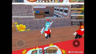 Work at a Pizza Place in Roblox With Utoy [ROBLOX ] [Work At a Pizza Place]