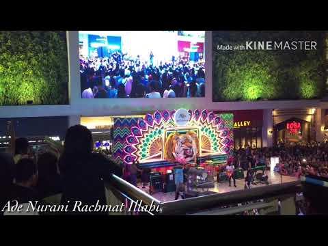 Virzha - Separuh Nafas at Summarecon Mall Bekasi