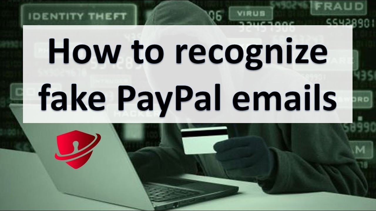 paypal virus email