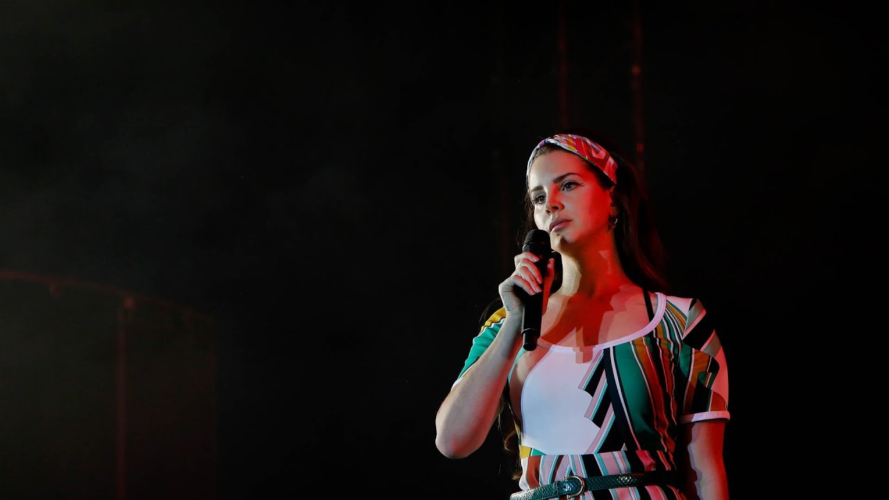 Lana Del Rey - Lust For Life (Radio 1's Big Weekend 2017)