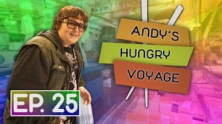 Andy Visits the World's Biggest Fish Market! | Andy's Hungry Voyage