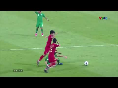 Full Highlights U23 Saudi Arabia 1 - 0 U23 Thái Lan - Tứ Kết U23 Championship