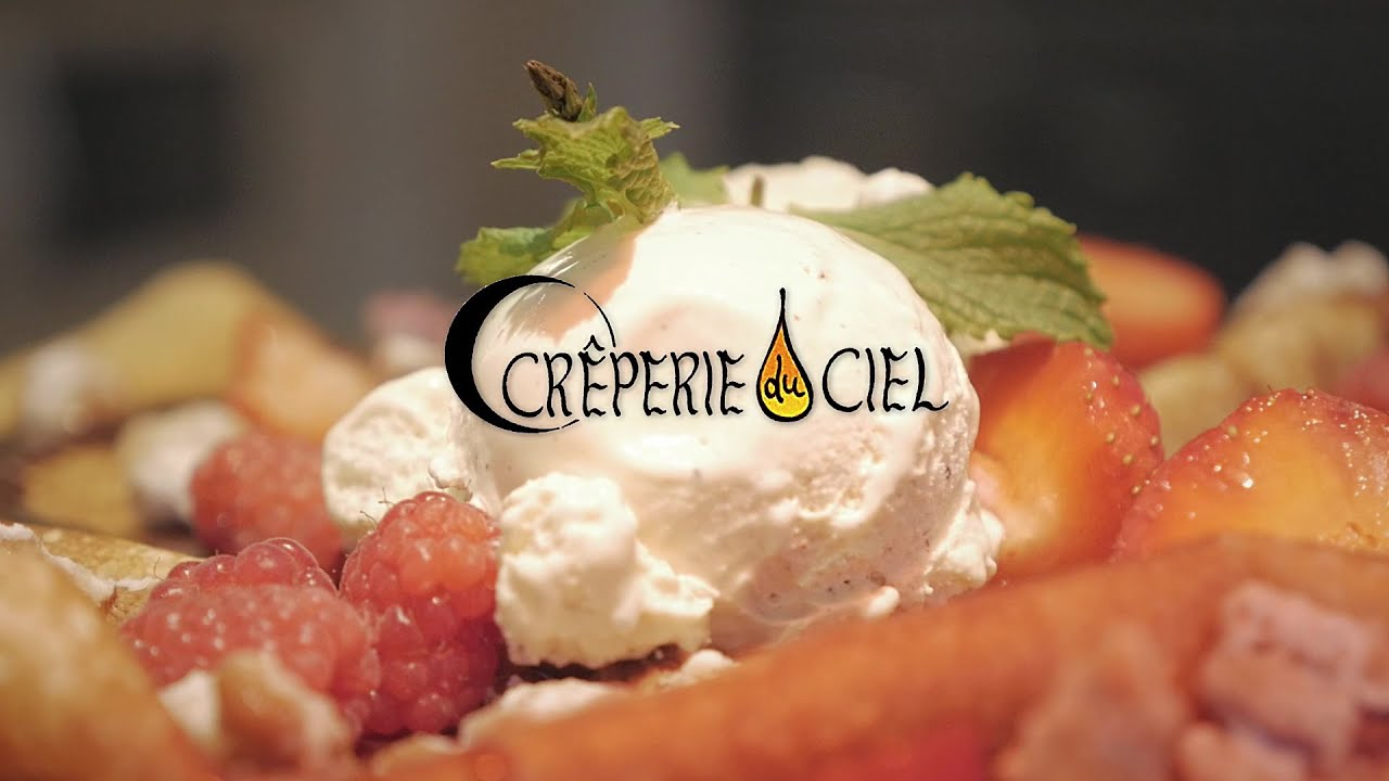 Crêperie du Ciel in Münster - YouTube