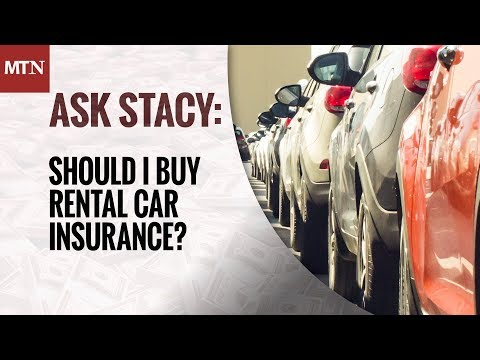 Should I Buy Rental Car Insurance?