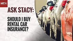 Should I Buy Rental Car Insurance?