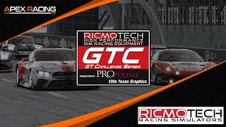Ricmotech GT Challenge | Round 1 at Spa Francorchamps