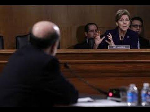 Warren vs. Bernanke: Too Big to Fail?