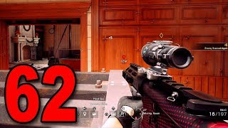 Rainbow Six Siege - Part 62 - He Left After Round 1...
