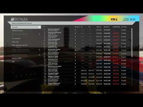 Project CARS   World Endurance Championship #5 Dubai Autodrome GP Full Race   LMP2 Vs LMP1! HD