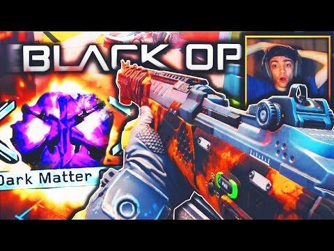 TRICKSHOT TO UNLOCK DARK MATTER!! - BLACK OPS 3 UNLOCKING