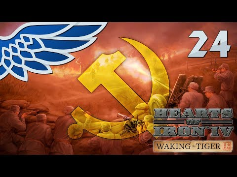 HEARTS OF IRON 4 | MY TURKEY PART 24 - HOI4 WAKING THE TIGER Let's Play Gameplay