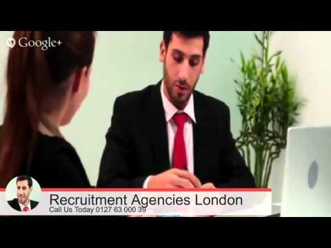 Recruitment Agencies London | 0127 63 000 39