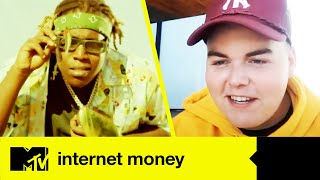 Internet Money's Taz Taylor Talks Lemonade, Collabs With Drake, Post Malone & More | MTV Music