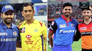 IPL 2019: Know about ipl 2019 playoff teams and full schedule
