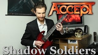 Accept - Shadow Soldiers Cover (HD)