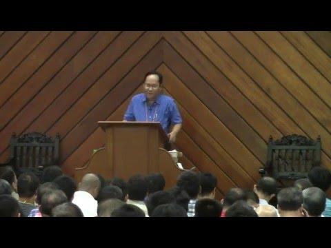 Noel Espinosa - The Preacher and His Hermeneutics