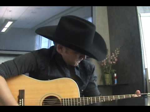 "Justin Moore ""My Crib"" Part One"