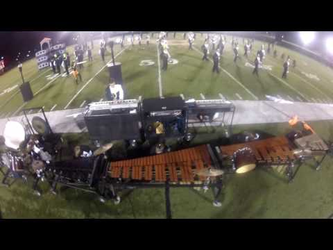 Boyle County Marching Band 2016 Field Commander go-pro