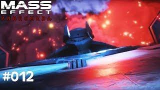 MASS EFFECT ANDROMEDA #012 - Anlagen-Reset! - Let's Play Mass Effect Andromeda Deutsch / German