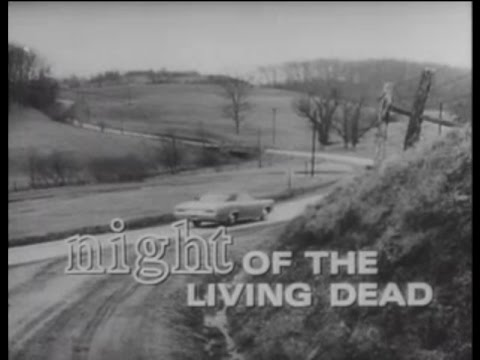 Night of the Living Dead Full Movie 1968 Classic Zombies