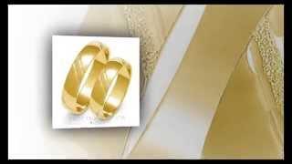 Jubiler RAJ LEGNICA, Obrączki ślubne   kolekcja Romantyczna