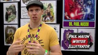 Australian Super heroes @ Comic Con 2016